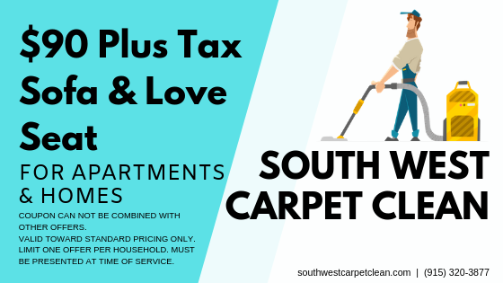 South West Carpet Clean Deals and Specials on Carpet Cleaning For Homes and Apartments